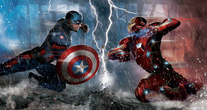 Captain America: Civil War - un fuoco d'artificio thumbnail
