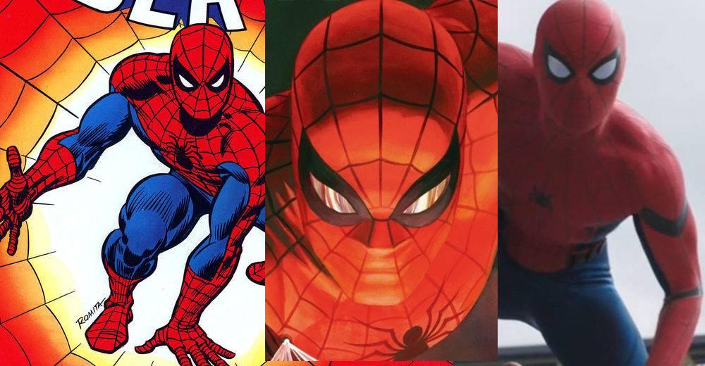 Il costume di Spider-Man: 4 cose da sapere prima di lamentarsi thumbnail
