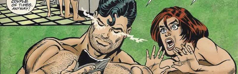 Come si rade Superman? Verità e supposizioni thumbnail