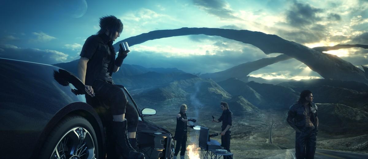 Final Fantasy XV: l'eredità di una saga thumbnail