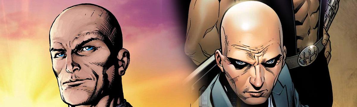 Xavier e Luthor: perchè sono calvi? thumbnail