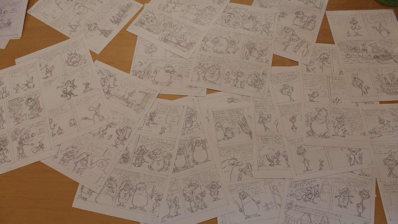 Comics&Science: intervista a Silver e Francesco Artibani thumbnail