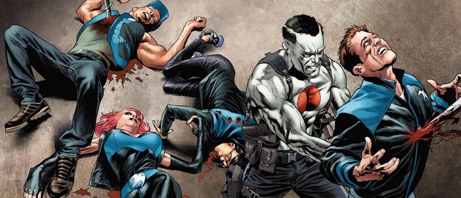 Valiant Entertainment: oltre la Marvel c'è di più thumbnail