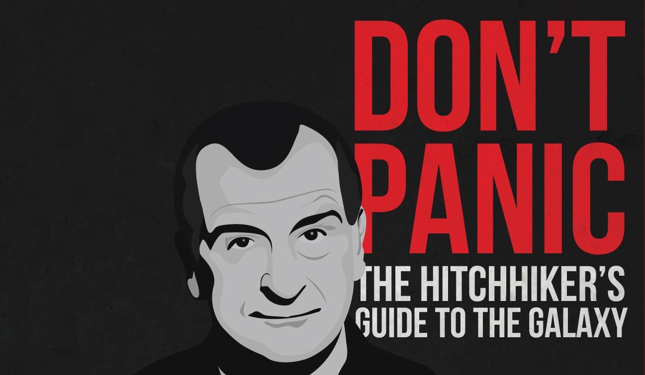 Towel Day: quando Douglas Adams si travestì da rinoceronte thumbnail