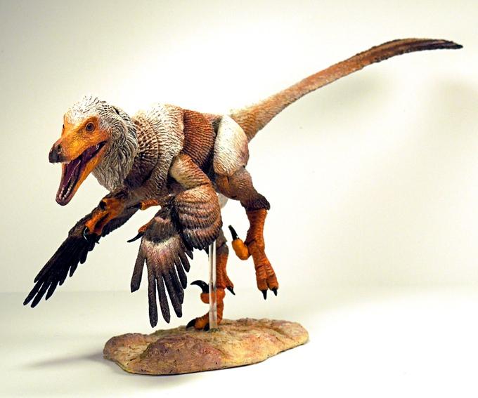 Dinosauri e Action Figures: giocattoli attendibili dal punto di vista scientifico thumbnail