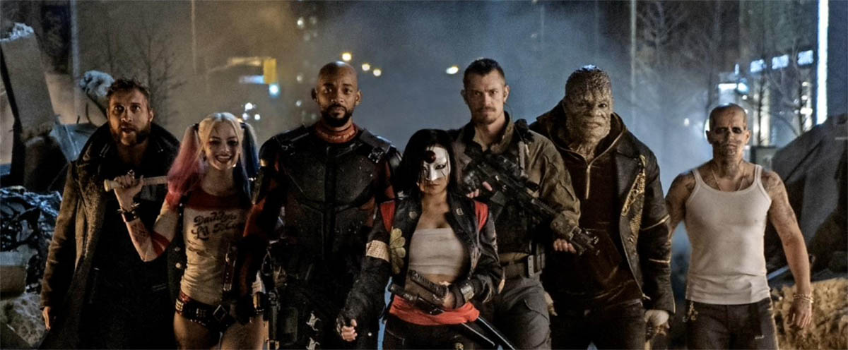 The Suicide Squad: James Gunn nega un cameo di Batman thumbnail