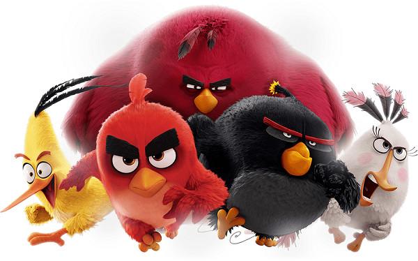 Gli Angry Birds centrano il segno thumbnail