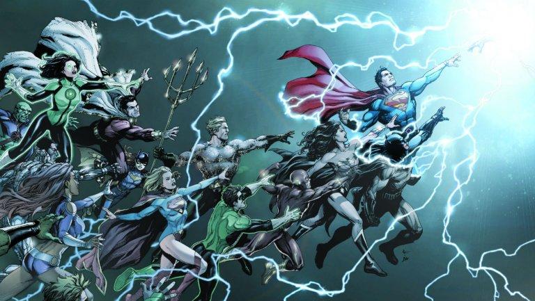 DC Universe: Rebirth, il ritorno del tempo perduto thumbnail