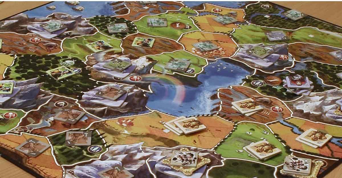 Smallworld: conquista un mondo troppo piccolo per tutti! thumbnail