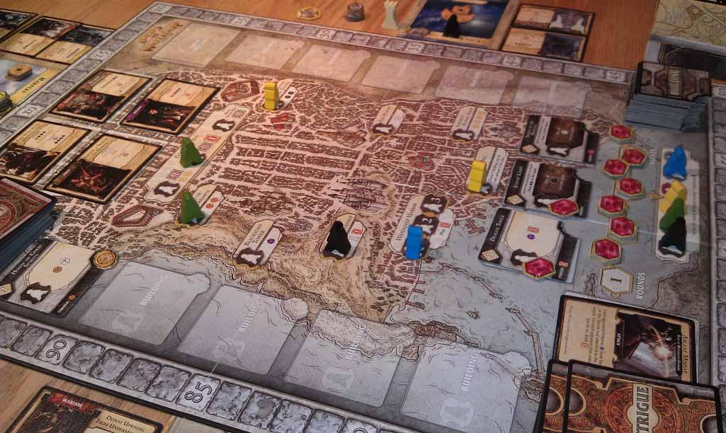 Lords of Waterdeep: Avventurati nella Città degli Splendori thumbnail