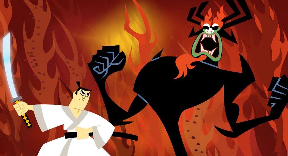 Samurai Jack: la rinascita di Genndy Tartakovsky thumbnail