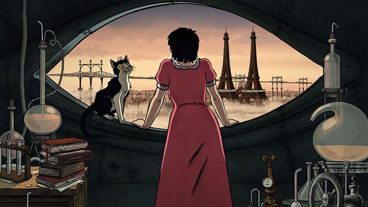 Avril et le monde truqué: l'animazione che ignorate thumbnail