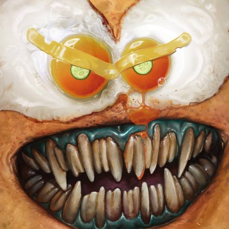 Tiny Tasty Toast of Terrors: un artbook di beneficenza thumbnail