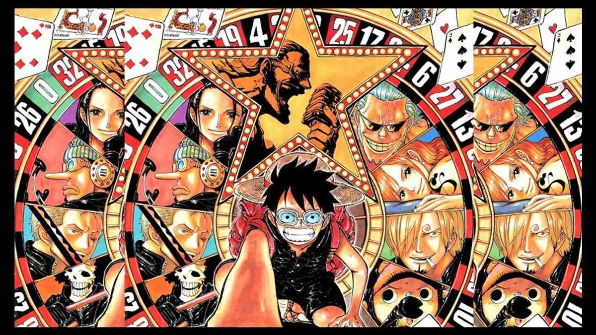 One Piece Gold: la ciurma al cinema thumbnail