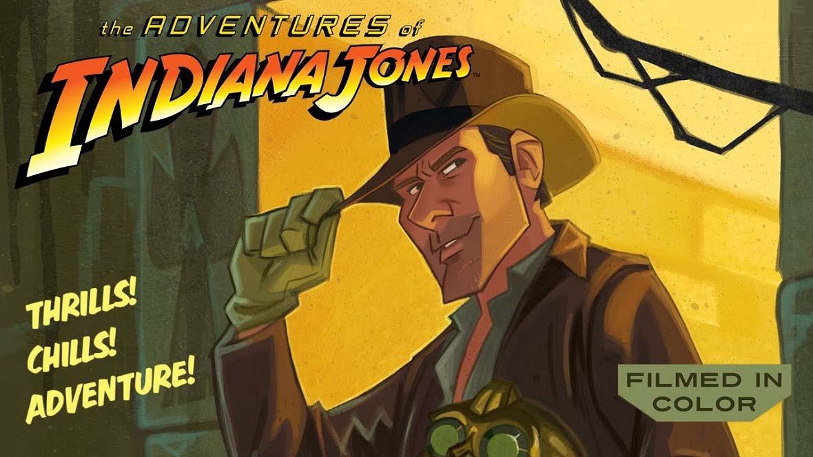 Indiana Jones: parliamo del cartoon di Patrick Schoenmaker thumbnail