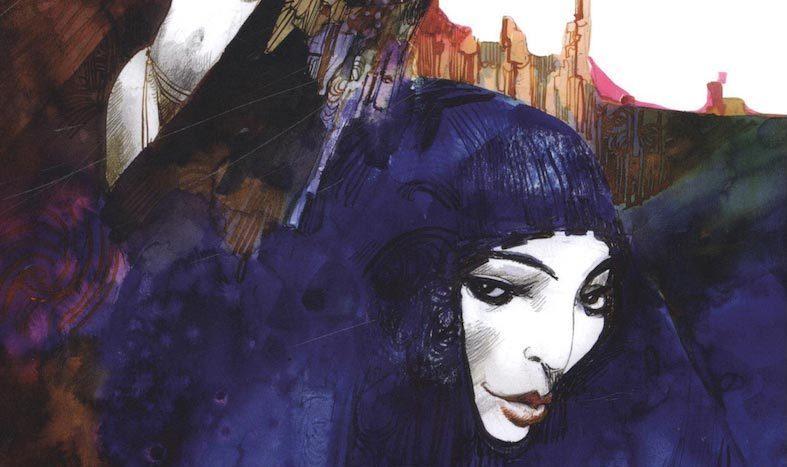Sharaz-de. Le Mille e una Notte secondo Sergio Toppi thumbnail