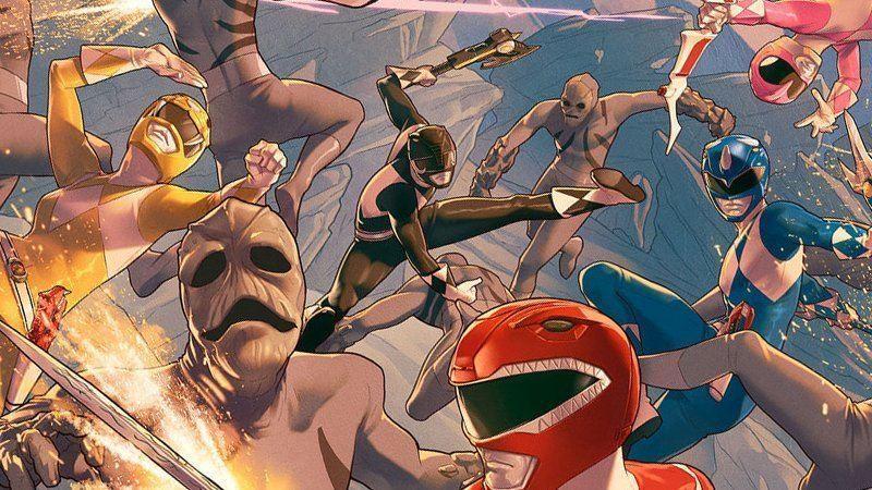 Il ritorno dei Power Rangers, mamma che velocità! thumbnail
