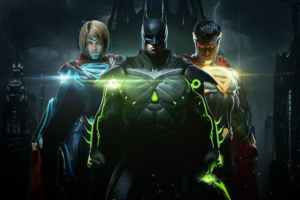 Injustice 2: scontro nel Multiverso thumbnail