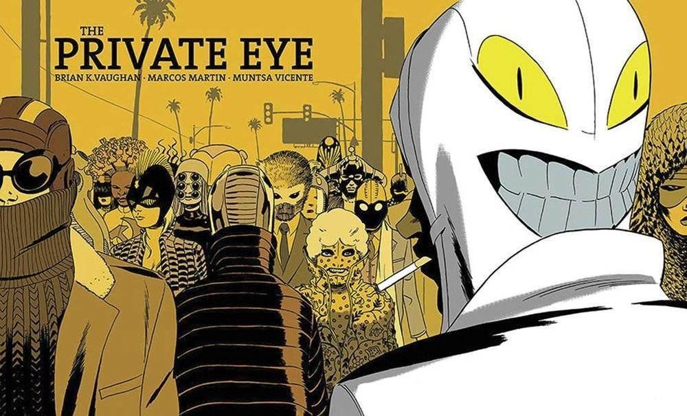 The Private Eye, il catastrofico futuro di Brian K. Vaughan thumbnail