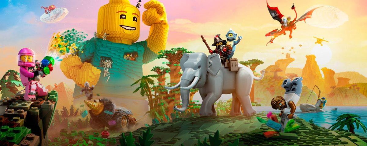 Lego Worlds: un mattoncino per costruire il mondo thumbnail