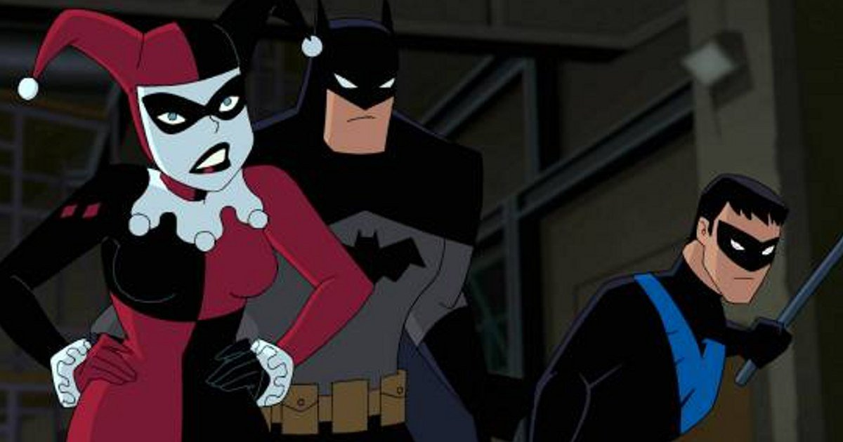 Batman & Harley Quinn: una bella caratterizzazione thumbnail