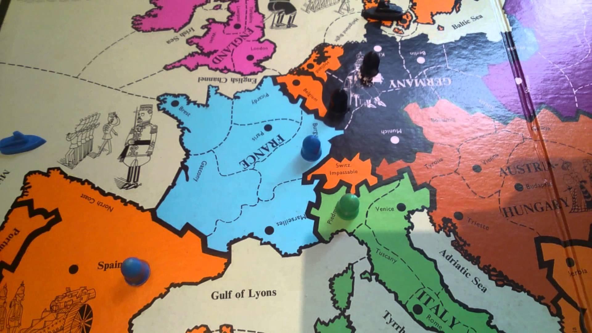 Diplomacy - Il gioco che distrugge amicizie dal 1959 thumbnail