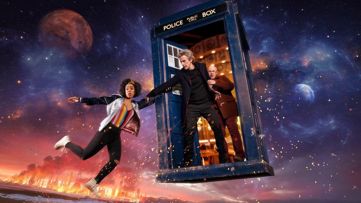 Doctor Who: un inizio col botto con il trio Capaldi - Lucas - Mackie thumbnail