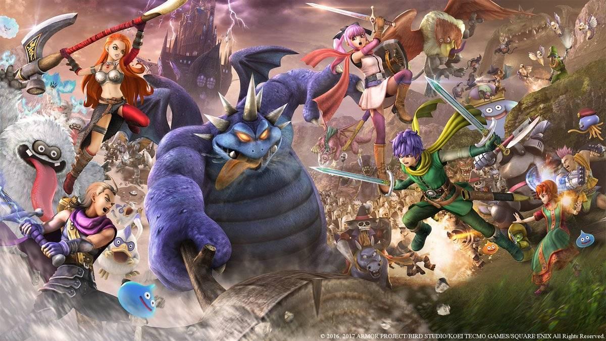 Dragon Quest Heroes II: più RPG meno musou thumbnail