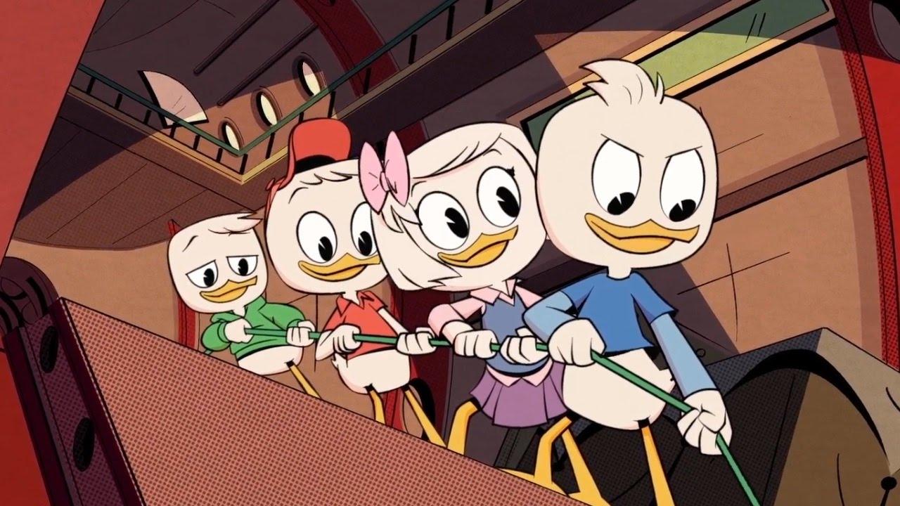 Non aver paura sono DuckTales! thumbnail