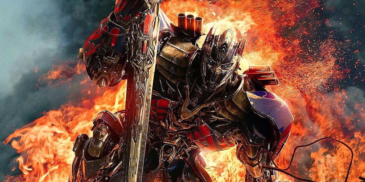 Transformers: l'Ultimo Cavaliere. Rottamate il vostro usato thumbnail