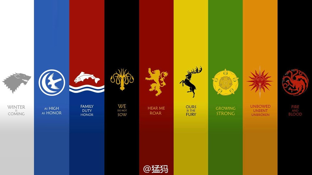 Unbowed, unbent, unbroken: blasoni, stemmi e araldica fra storia e Game of Thrones thumbnail