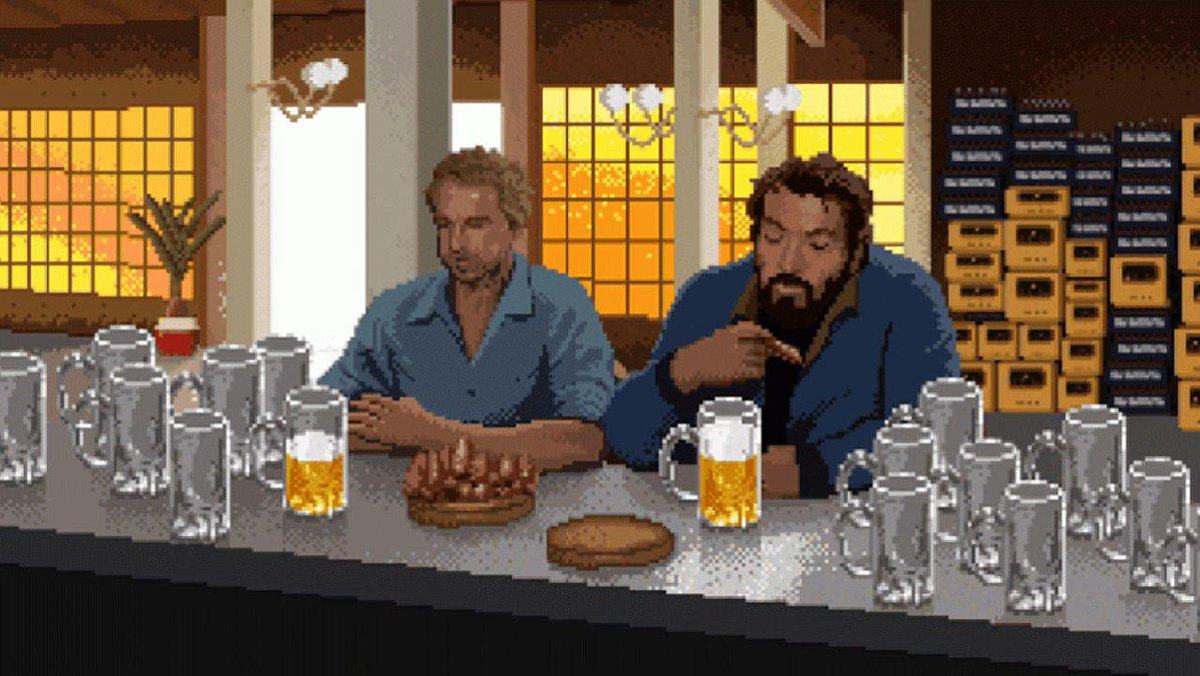 Slaps and Beans: Intervista ai creatori del videogioco ufficiale di Bud Spencer e Terence Hill thumbnail