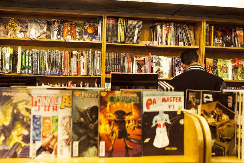 Cambiano le abitudini dei lettori di fumetti: c'è ancora spazio per le fumetterie? thumbnail