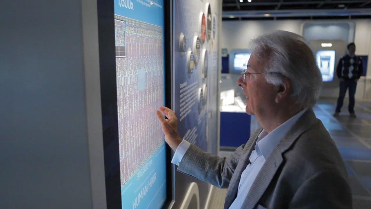 Intervista a Federico Faggin, inventore del microprocessore thumbnail