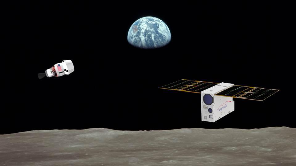 Argotec, ecco gli italiani che manderanno un satellite nello spazio thumbnail