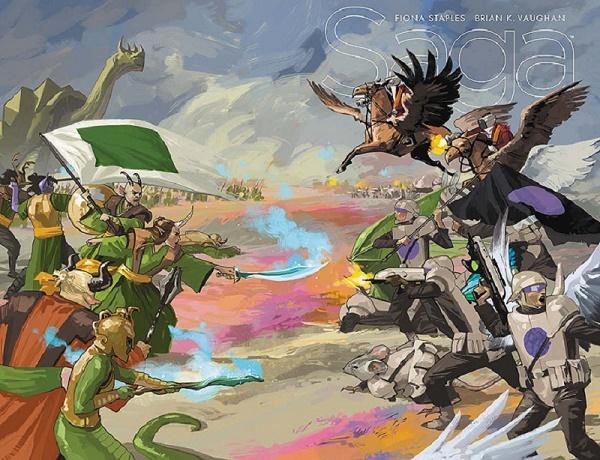 Guerre, bambini ed universi: la diversità secondo Saga thumbnail