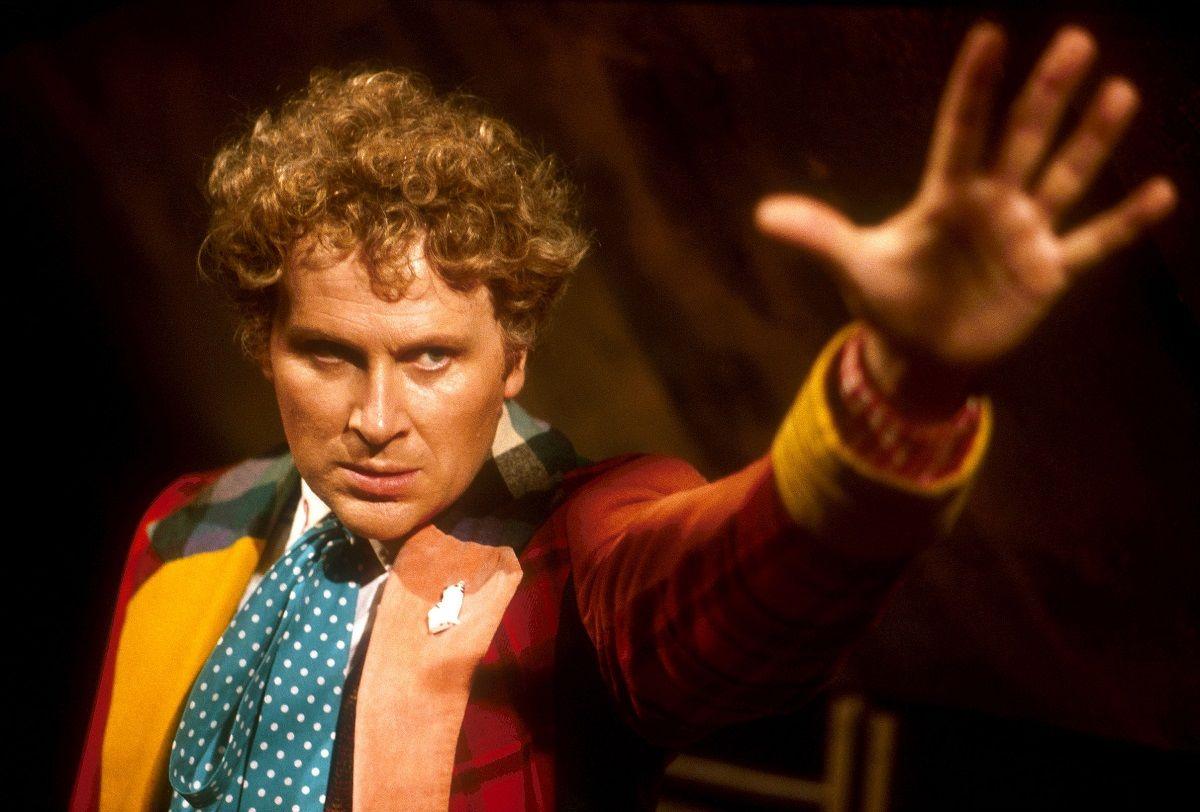 Di quando il sesto dottore salì sull'Enterprise thumbnail