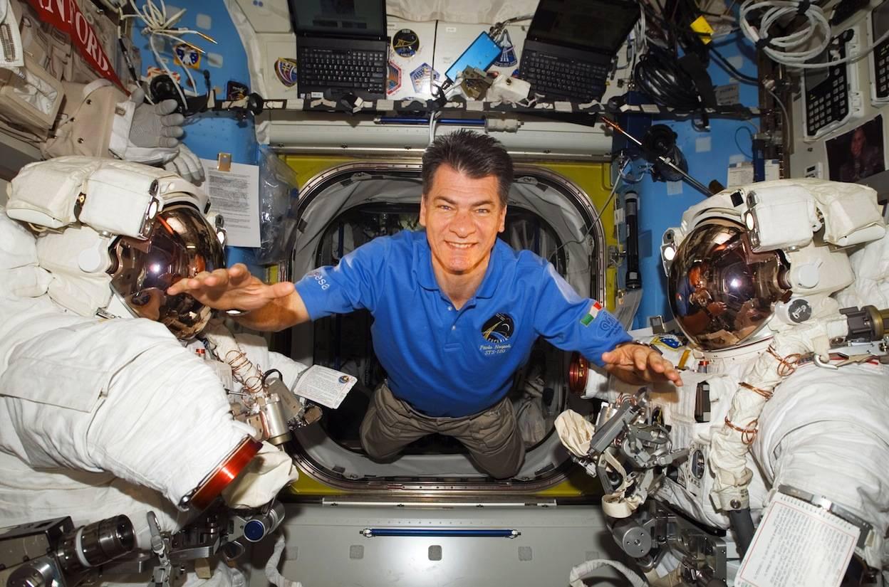 Le missioni di Paolo Nespoli sulla Stazione Spaziale Internazionale thumbnail