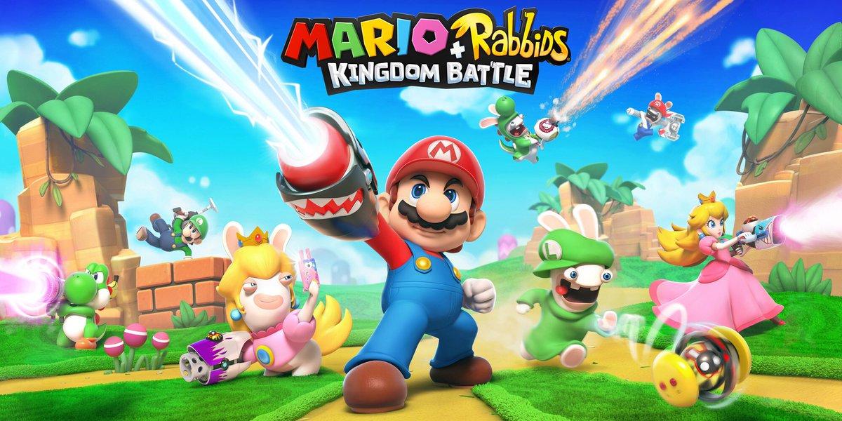 Mario+Rabbids Kingdom Battle: quando l'unione fa la forza thumbnail