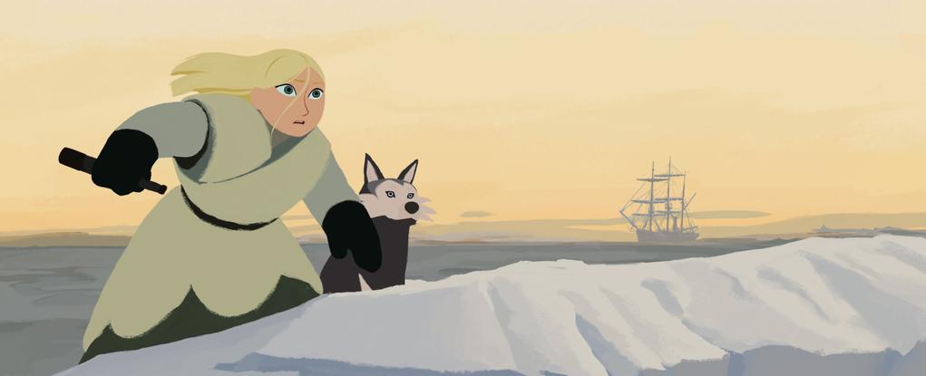 Sasha e il Polo Nord: il freddo che ci circonda thumbnail