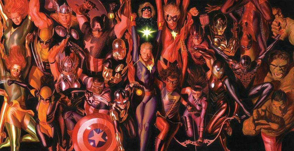 Marvel annuncia The History of the Marvel Universe thumbnail
