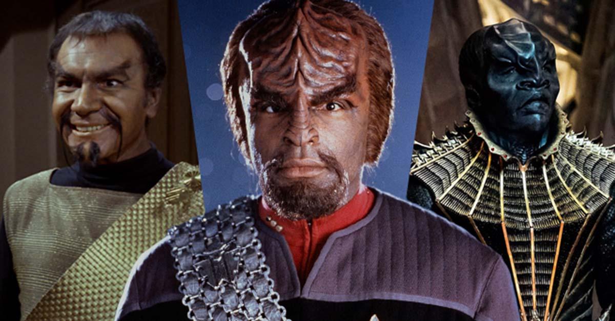Il mistero delle creste Klingon thumbnail