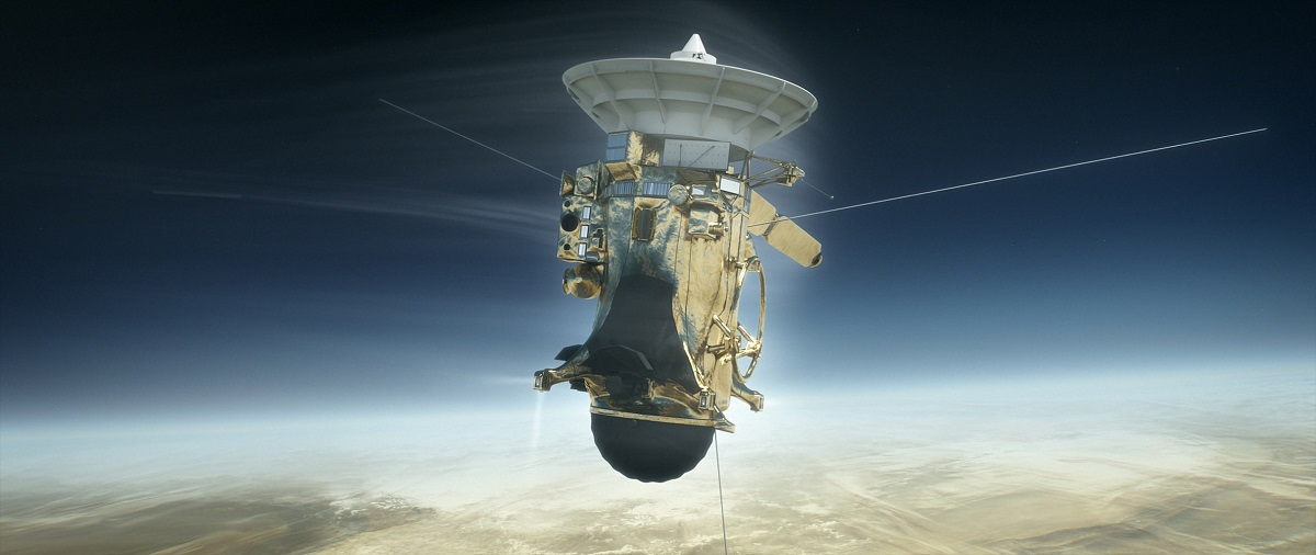 Cassini, il sacrificio per la speranza aliena thumbnail