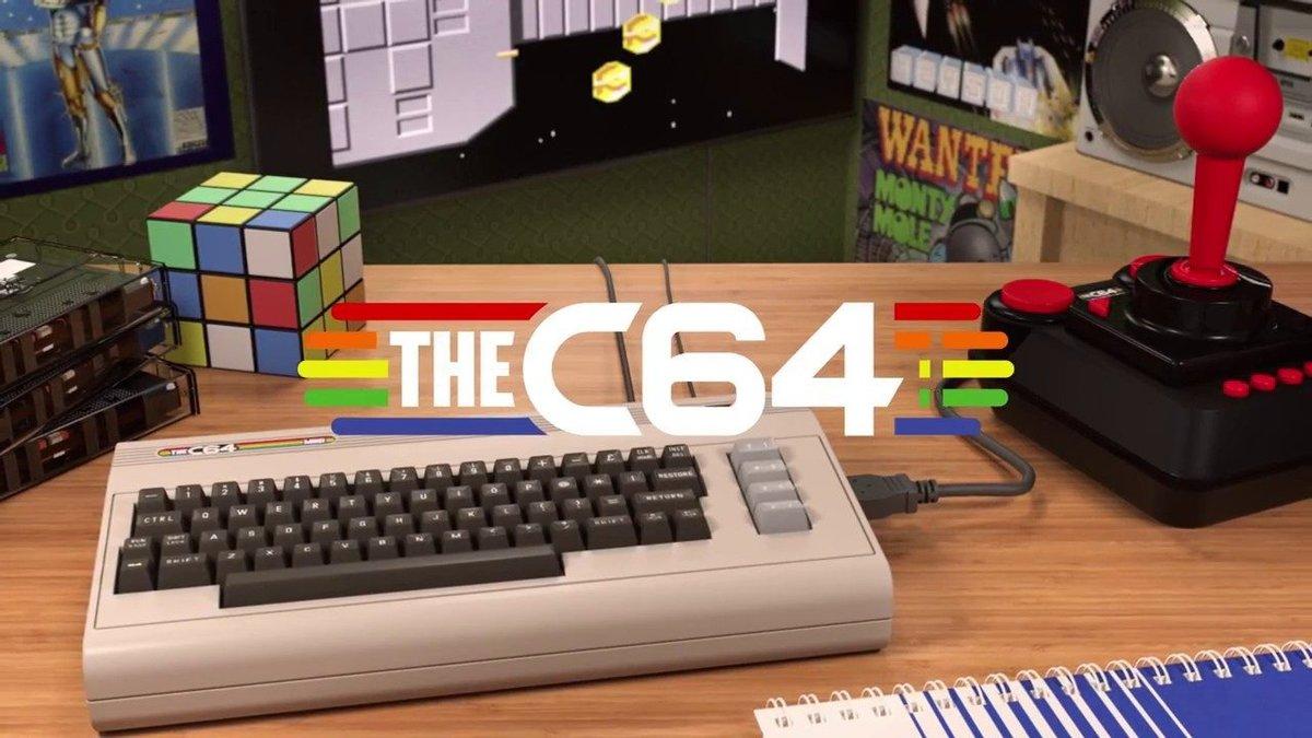 THEC64 Mini: dagli anni '80 con furore thumbnail