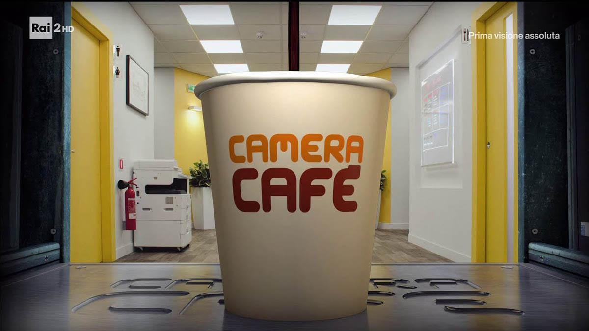 Camera Café: aspettare, prima di giudicare thumbnail