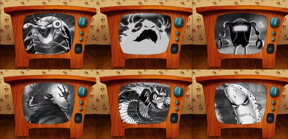 Speciale Halloween: i 5 (+1) migliori villain di Leone il Cane Fifone thumbnail