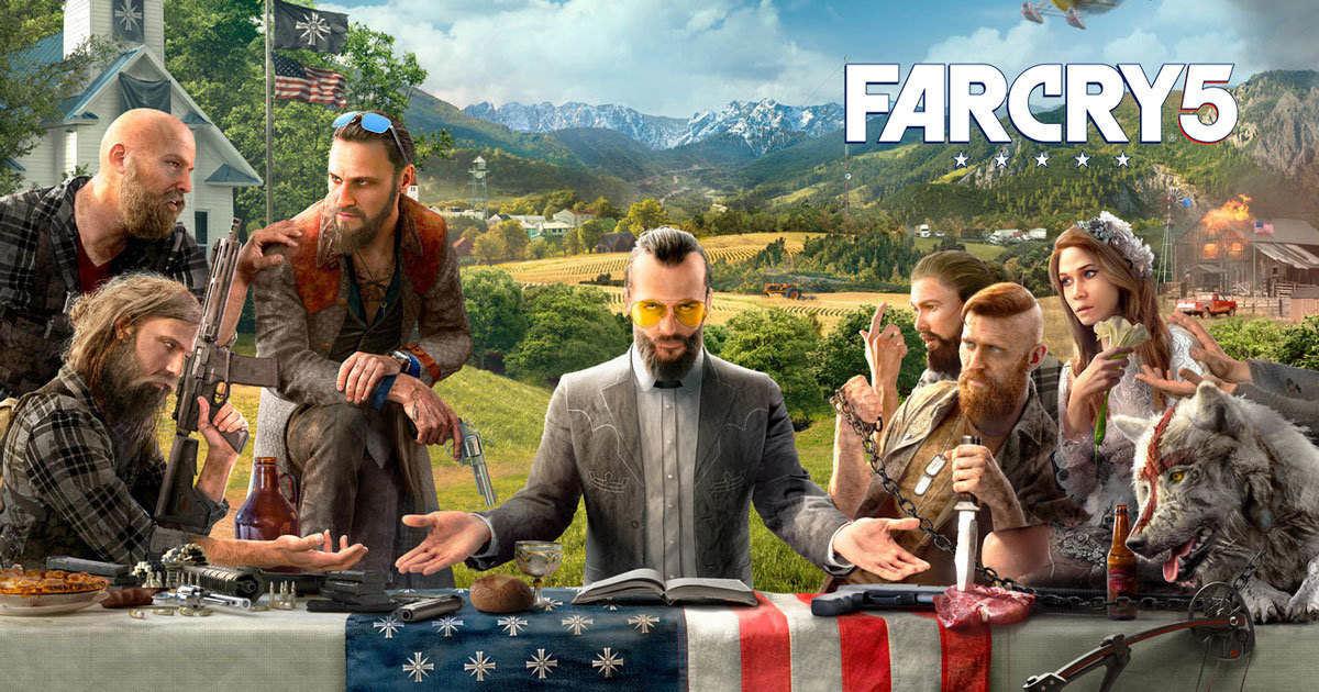 Far Cry 5 - Inizia la caccia ai peccatori thumbnail