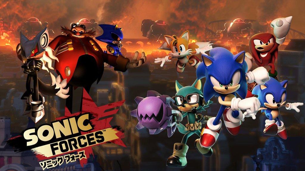 Sonic Forces: la dura vita della resistenza thumbnail