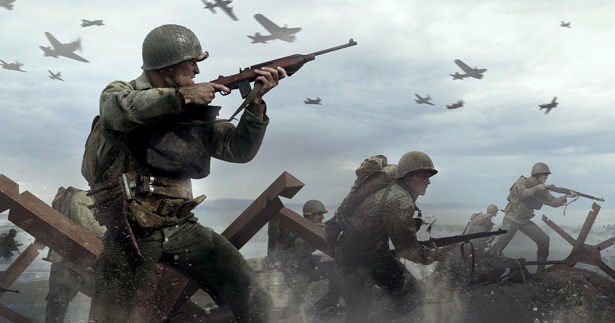 Call of Duty WWII: la storia si ripete thumbnail