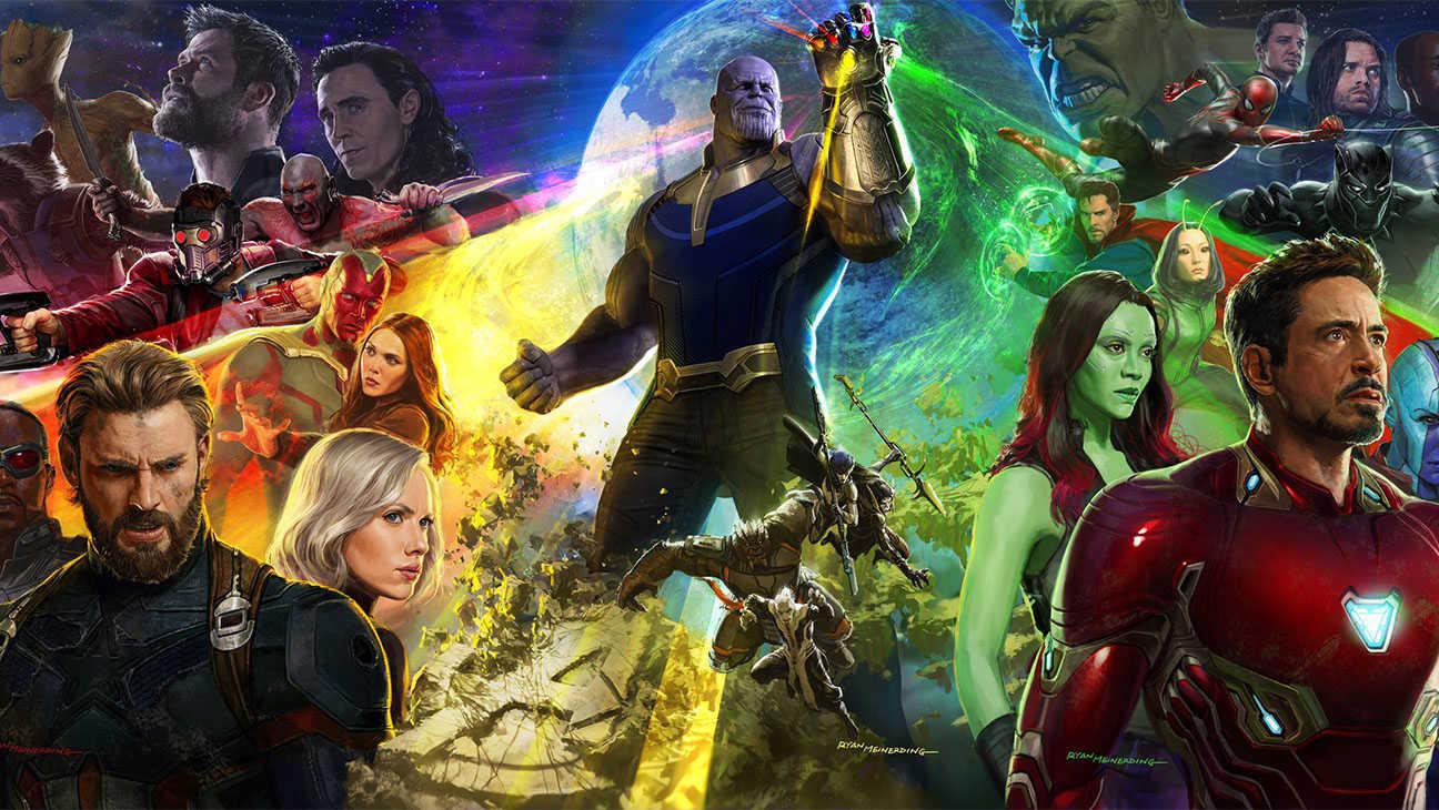 Avengers - Infinity War: uno schiocco di dita thumbnail